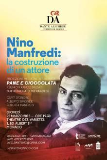 Pane e cioccolata con Nino Manfredi suscita a Monte Carlo risate e commozione