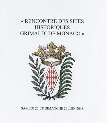 Incontri dei Siti Storici Grimaldi di Monaco, Spettacoli e Giochi ad Inizio Estate nella Piazza del Palazzo