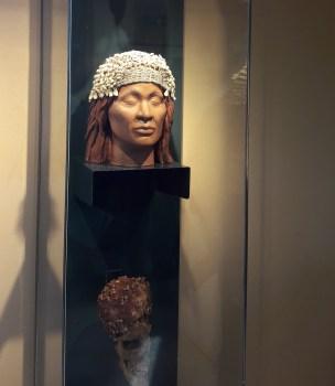 """Ventimiglia, inaugurazione del """"nuovo"""" Museo dei Balzi Rossi: la Donna Del Caviglione"""