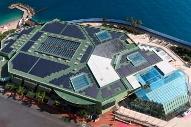 """Sul Tetto del Grimaldi Forum un Impianto Solare di 2470 Metri Quadrati: """"Sarà il Più Importante come Dimensioni e Potenza del Principato"""""""