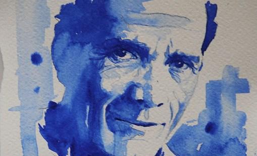 Artisti Italiani in Costa Azzurra: Intervista a Mauro Maugliani: ritratto Pier Paolo Pasolini