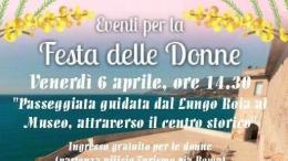 Museo in Rosa: Continua la Festa delle Donne a Ventimiglia (programma della settimana conclusiva)