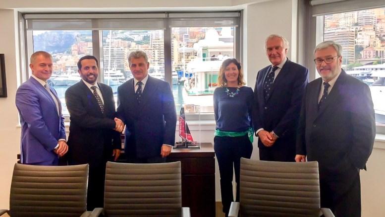 Partenariato tra SMIP di Monaco e P&O Marinas del Dubai