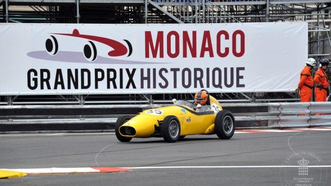 Monte Carlo: Al Via il Grand Prix Historique