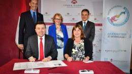 Il Presidente del Consiglio Nazionale di Monaco Firma per la Transizione Energetica