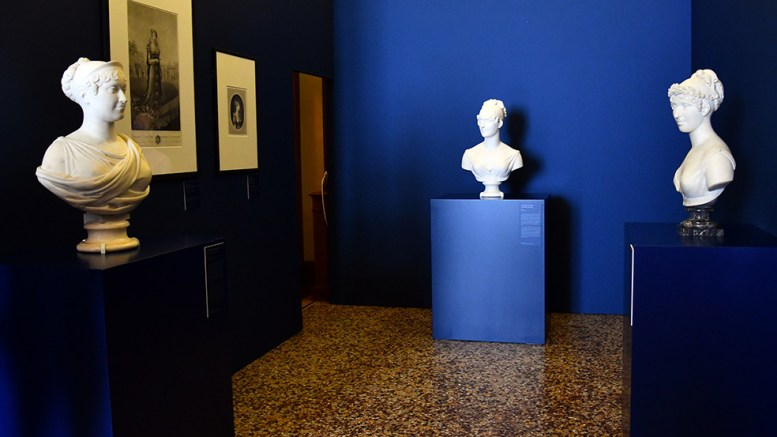 François Joseph Bosio Scultore Monegasco in Mostra al Palazzo del Principe per il 250° Anniversario