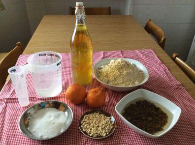 U Castagnun, antico dolce con farina di castagne