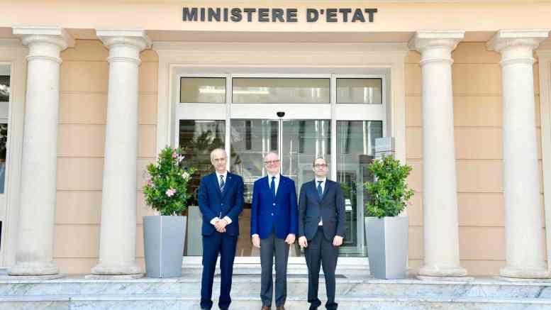 Monaco, Andorra, San Marino: Riunione Tripartita nel Principato sui Negoziati con l'UE