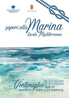 A Tavola a Ventimiglia con la Prima Edizione di Sapori alla Marina