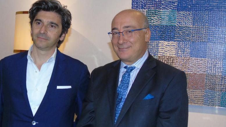 A Monte Carlo i Colori del Mare nel Design da Yacht, con Tullia e Paolo Canciani ed il marchio italiano Zanaboni