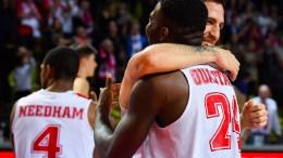 11esima Giornata di Jeep Elite - Le Mans Sarthe Basket / A.S. Monaco Basket