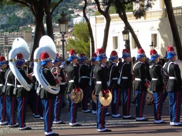 Un momento della Festa Nazionale di Monaco del 2018