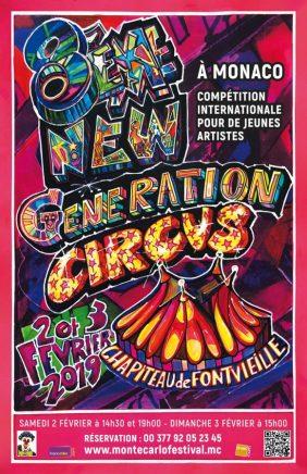 Festival New Generation 2019 Monte Carlo