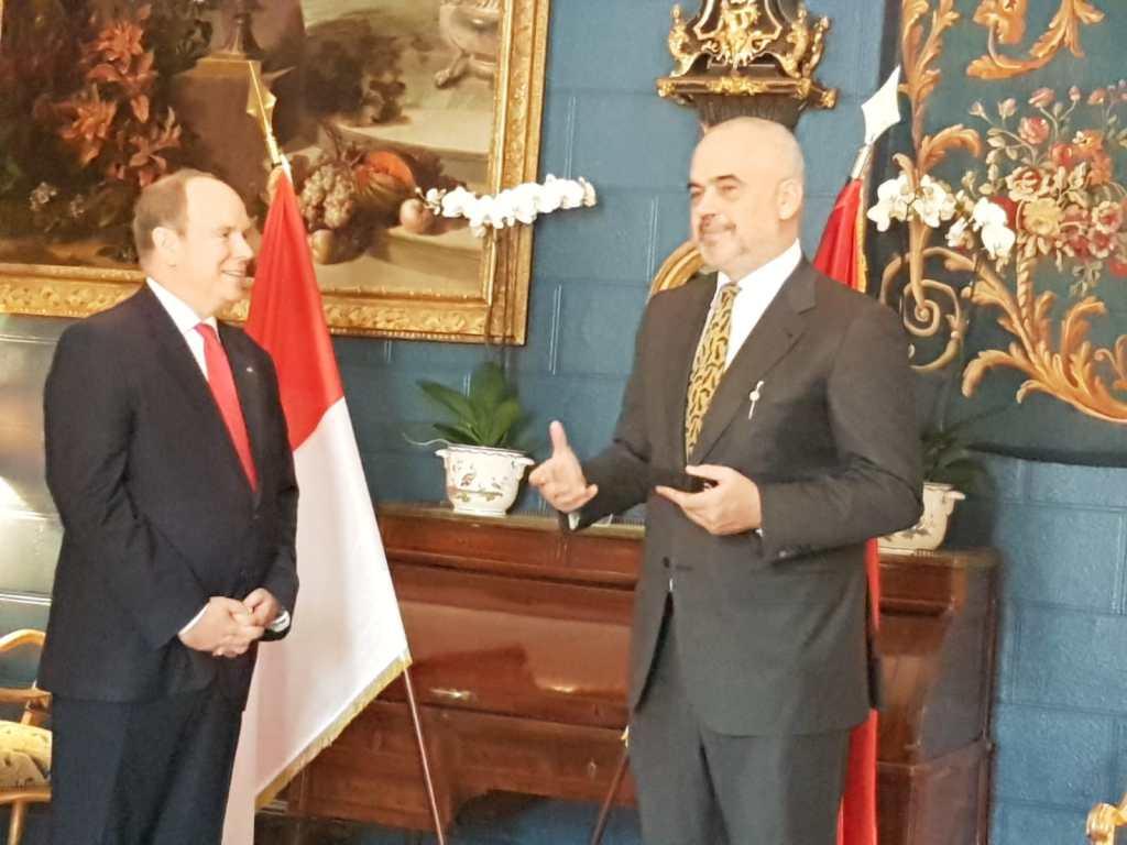 Ambiente Marino e Turismo Sostenibile al Centro della Visita Ufficiale del Primo Ministro d'Albania a Monaco