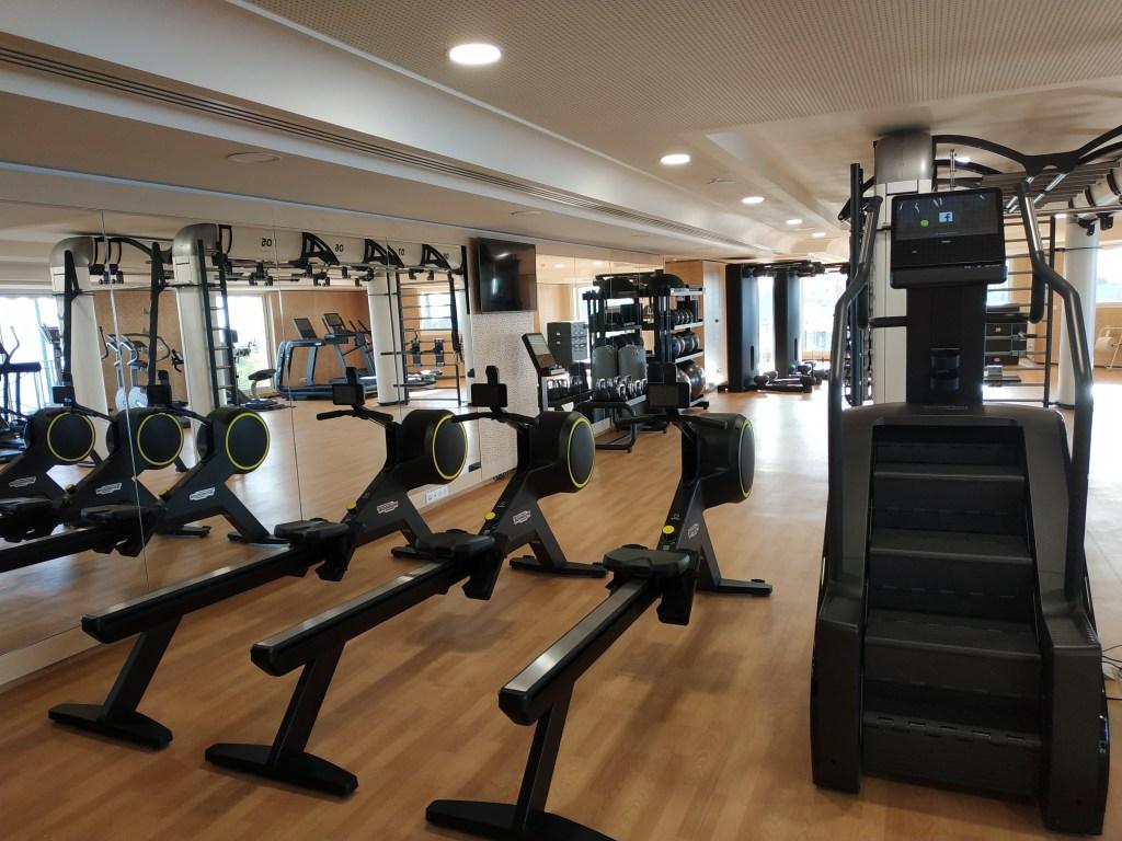"""Monte-Carlo Country Club: Visita allo Spazio Fitness del Nuovo Esclusivo """"Padiglione de la Bergerie"""""""