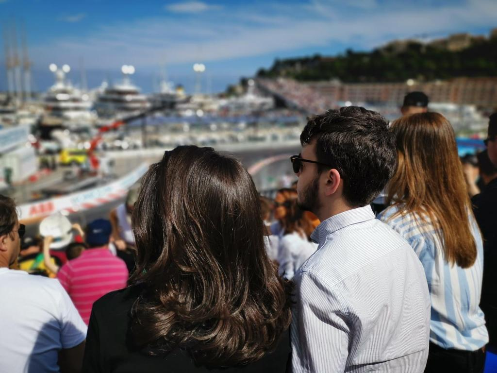 Sul Circuito del Monaco E-Prix 2019: La Fotogallery
