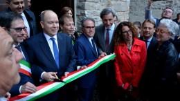 135 Anni fa Monet in Riviera: Alberto di Monaco Inaugura una Mostra con 3 Opere dell'Artista a Bordighera e Dolceacqua
