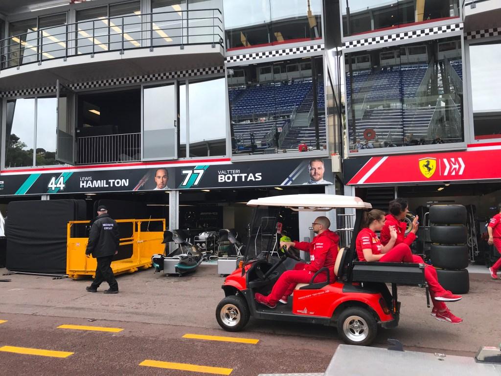 La Vigilia del Gran Premio di Monaco 2019