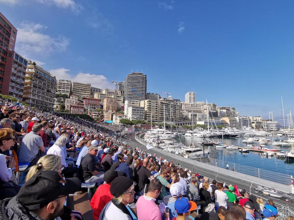 Monaco E Prix 2019 Ft.Federico Politi