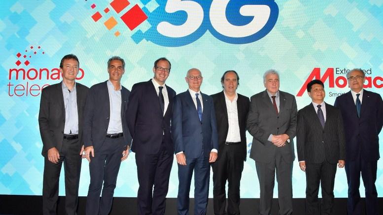 Copertura Totale 5G a Monaco