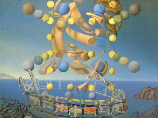 Dalí, une histoire de la peinture a Monte Carlo
