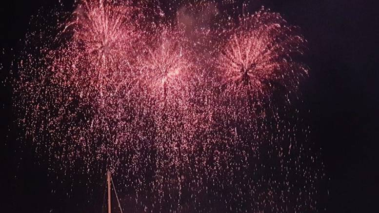 Fuochi d'Artificio sul Porto di Monaco: Successo del Primo Appuntamento (le date)