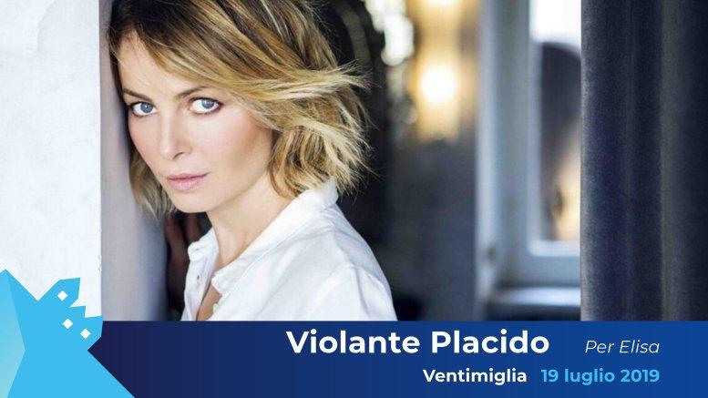 Ventimiglia: Nel Recital di Violante Placido il Ruolo della Donna nella Musica di Beethoven