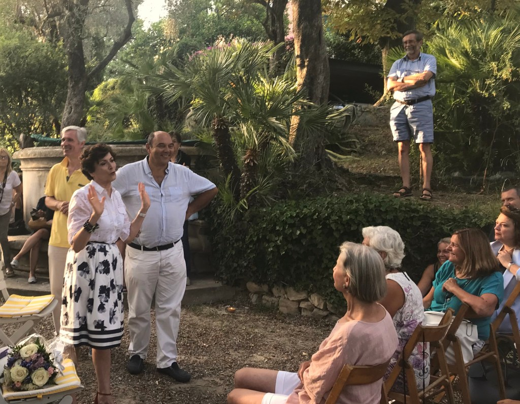 Monet ed il Significato dei Fiori, Conferenza di Barbara Ronchi della Rocca a Bordighera
