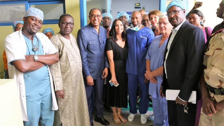 Mali - Monaco Finanzia l'Unità di Cardiologia Interventistica a Bamako
