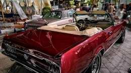 Anche le Auto d'Epoca in Mostra alla Monaco Classic Week