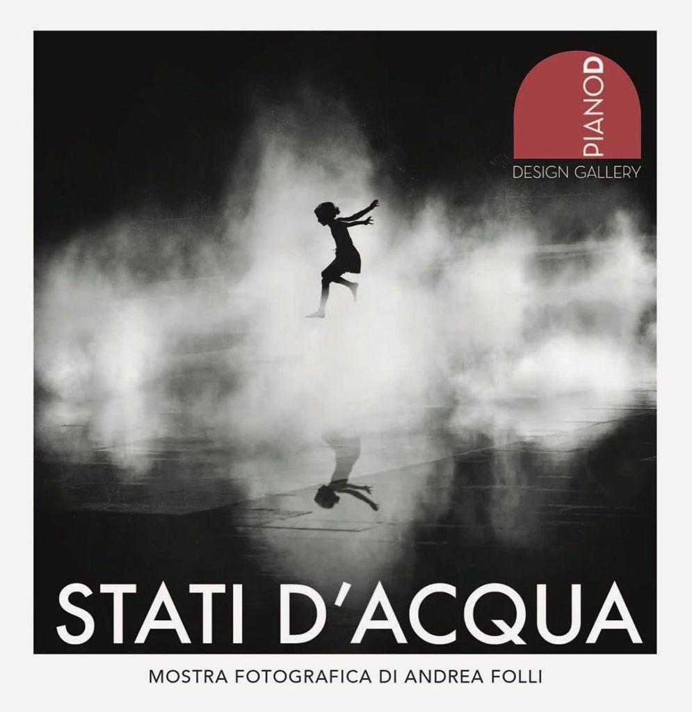 Stati d'Acqua: Vibrazioni e Riflessi fra Nizza e l'Italia del Fotografo ed Architetto Andrea Folli