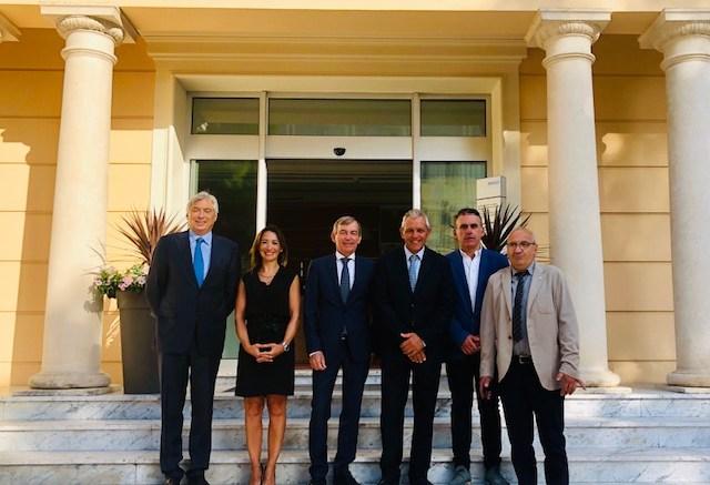 Frontalieri Italiani della FAI a Monaco per un Incontro con il Ministro Gamerdinger