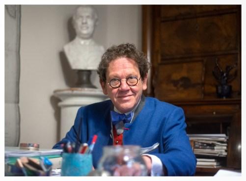 Philippe Daverio Racconta Leonardo Da Vinci a Monte Carlo