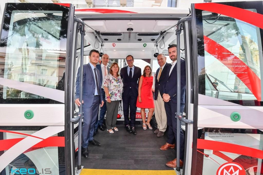 Mobilità leggera e bus navetta senza conducente a Monaco