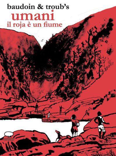 Ventimiglia: Storie al Confine tra Italia e Francia nel Libro a Fumetti di Edmond Baudoin