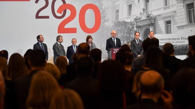 Monte Carlo: Auguri di Buon Anno ai Funzionari dello Stato