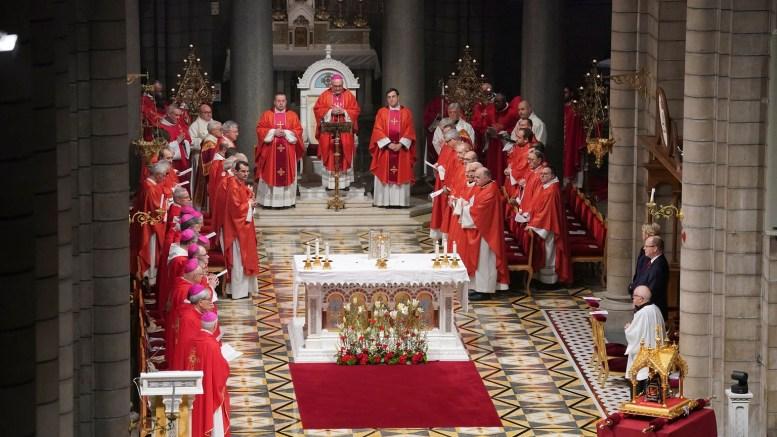 L'Arcivescovo Bernard Barsi Saluta la Diocesi di Monaco; il Successore Sarà Monsignor Dominique Marie David
