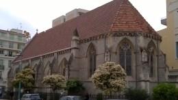Gli Edifici di Culto Anglicano Nelle Riviere Italiana e Francese