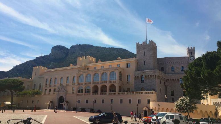 Monaco Palazzo Del Principe Palais Princier Ft.M.C.D