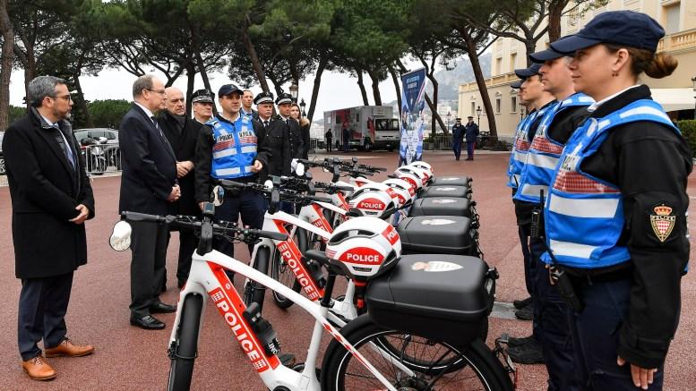 L'Unità per Preservare la Qualità della Vita a Monaco Presentata al Principe Alberto