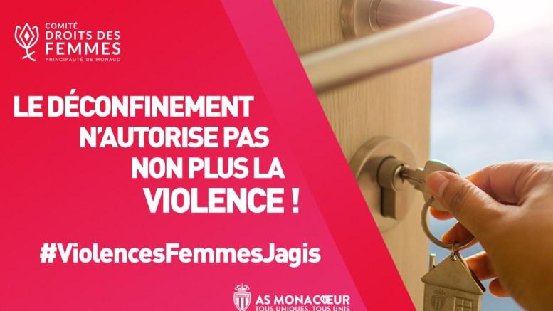 Partnership tra il Comitato per i Diritti delle Donne e la Squadra di Calcio AS Monaco