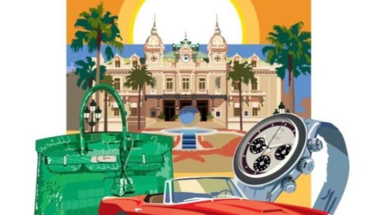 Aste Artcurial in Estate all'Hotel Hermitage di Monaco