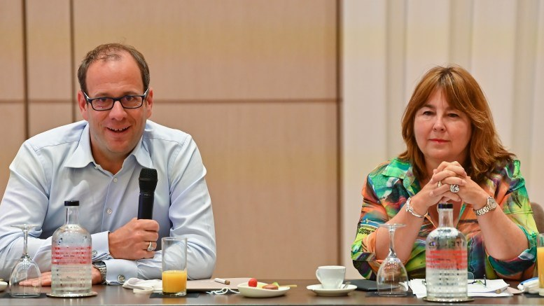 La Monaco Sostenibile si Racconta nella Quarta Edizione degli Incontri della Transizione Energetica con la Stampa