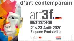 Ad Agosto il Salone di Arte Contemporanea Art3f a Monaco