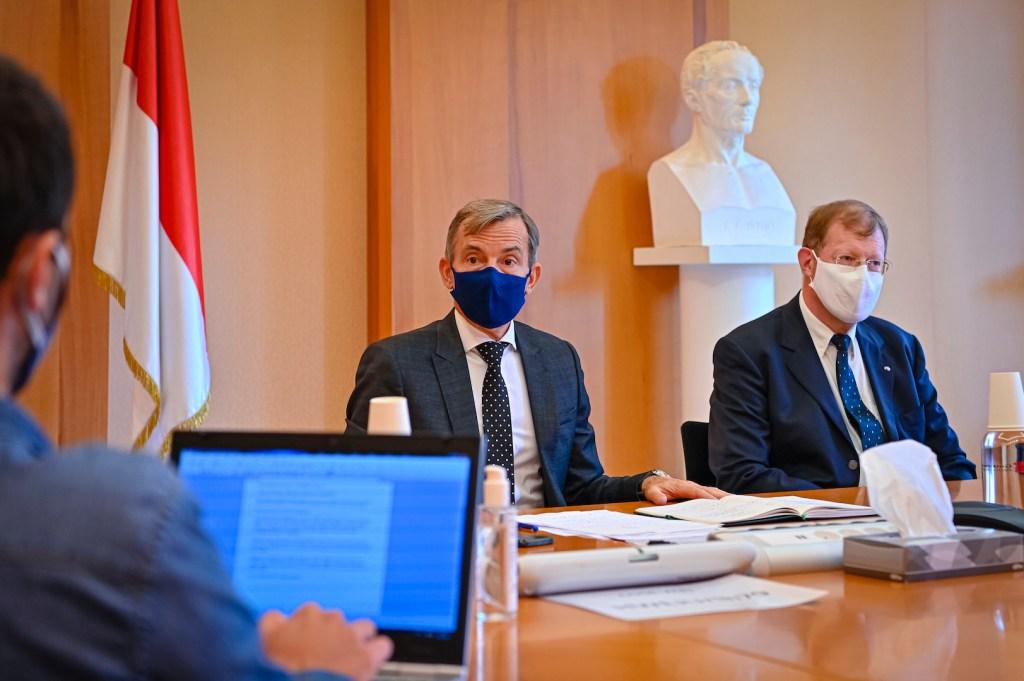 Tre Nuovi Casi Positivi al Covid-19 e Tre Nuove Guarigioni Giovedì nel Principato di Monaco