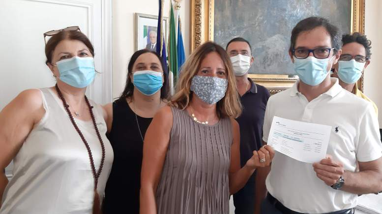 Solidarietà a Bordighera
