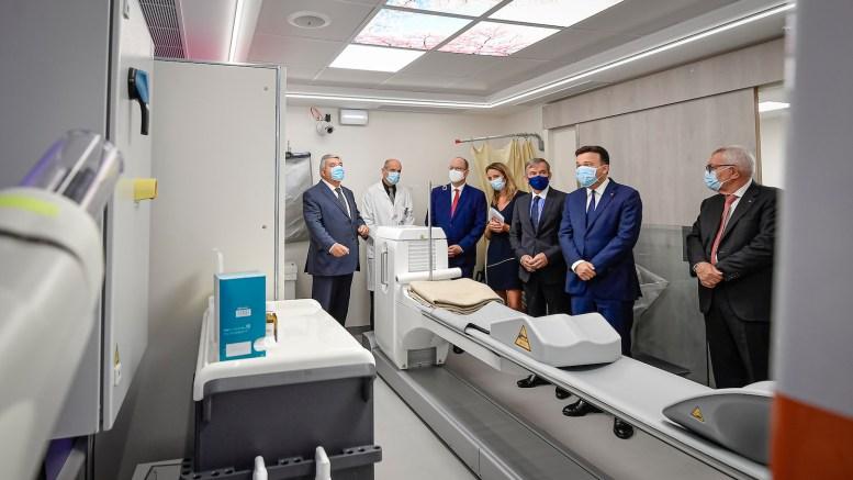Nuovo Servizio di Medicina Nucleare a Monaco