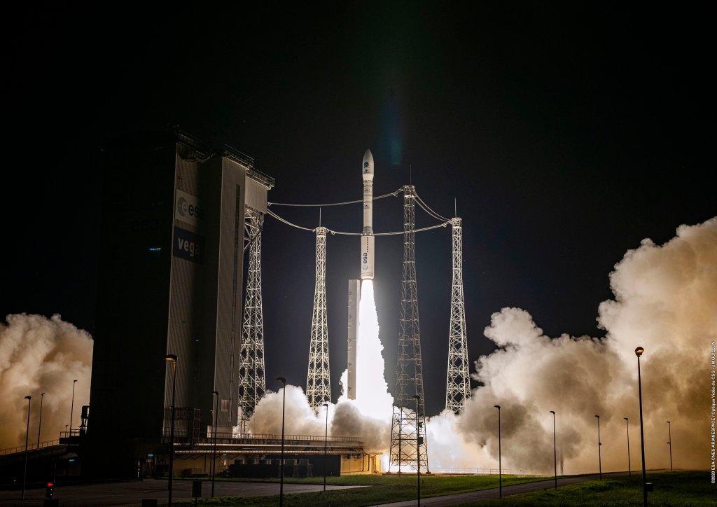 Primo Satellite Fatto A Monte Carlo 2
