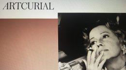 Jeanne Moreau: Asta Online di Artcurial della Collezione della Grande Attrice Francese