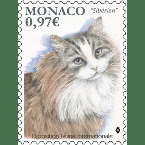 Esposizione Felina nel Principato di Monaco